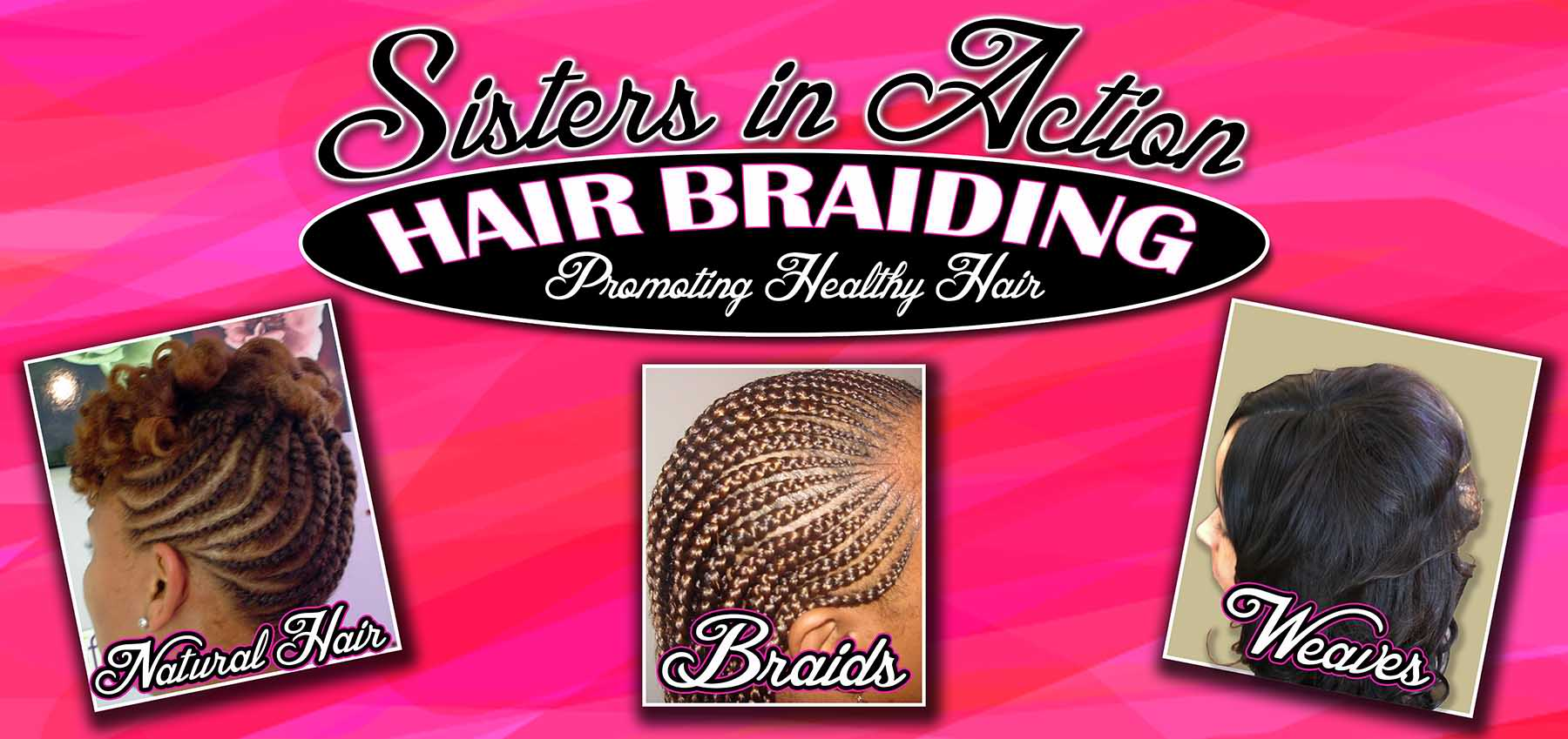 Sisters In Action Hair braiding Shop, 3920 Canton road, Marietta, Georgia, 30066, united states